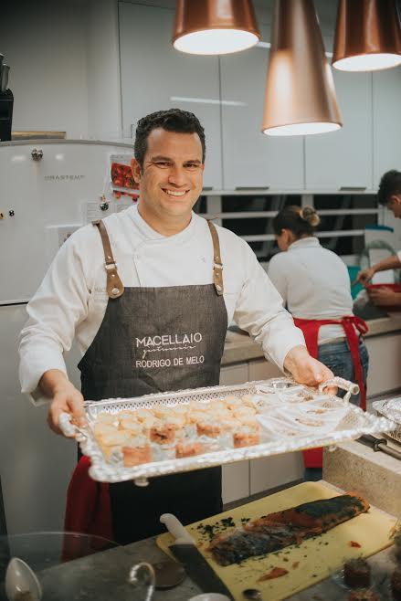 Chef Rodrigo de Melo