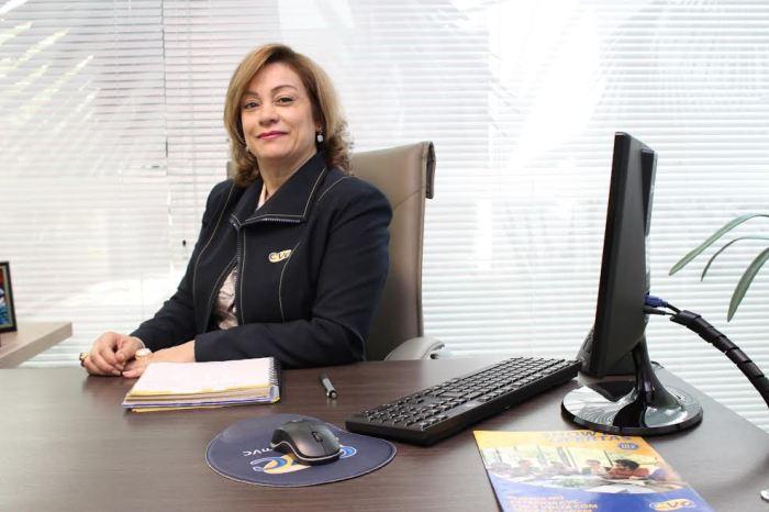 Eliana Martins, máster franqueada CVC do Estado de Goiás
