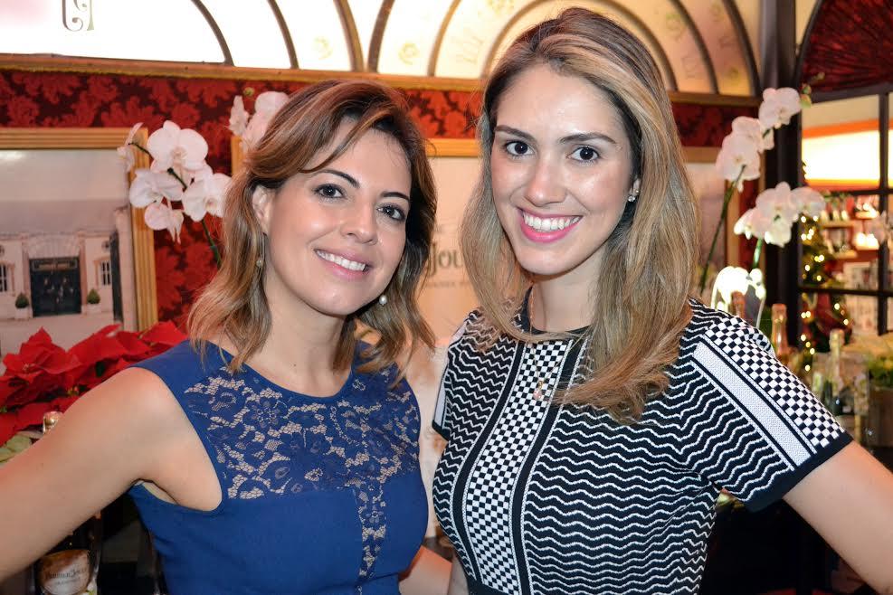 Emmanuele Louza e Fabyola Soares