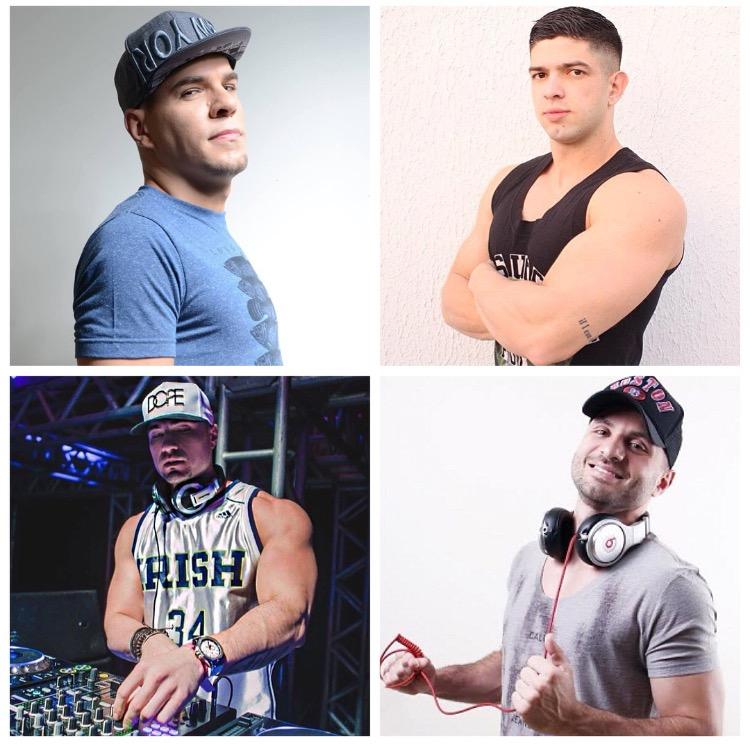Os DJs Leanh, Paolo, Fábio Marx e Alberto Ponzo são algumas das atrações da The JOIN, no club The Pub