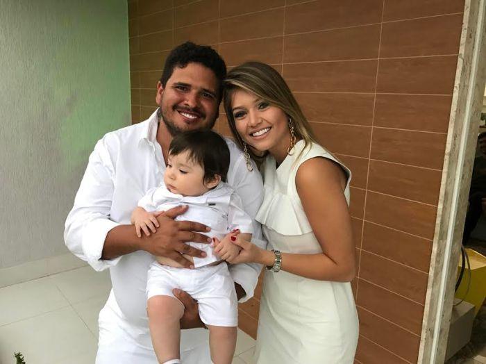 Raphael Eduardo, Lyandra Costa e Noah